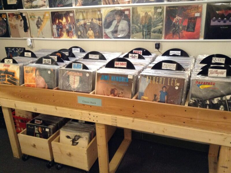 Out Of The Cellar Records