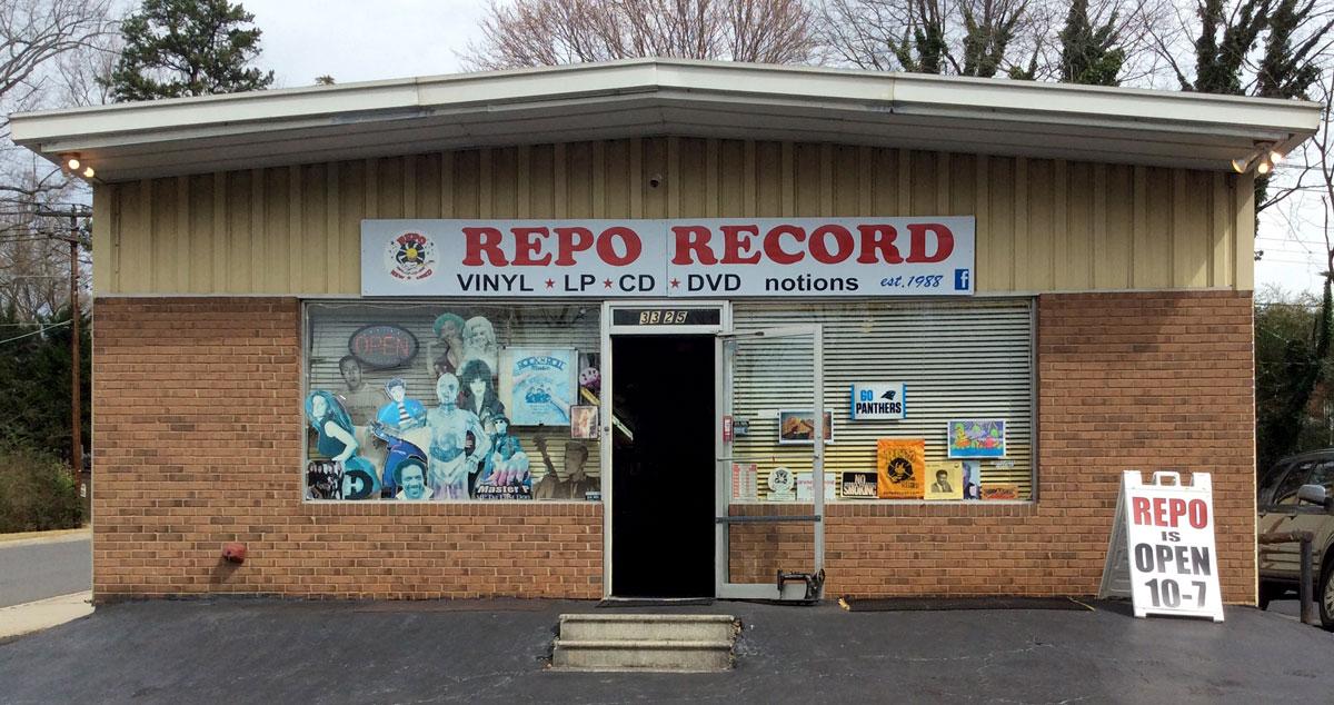 Repo record - Charlotte NC